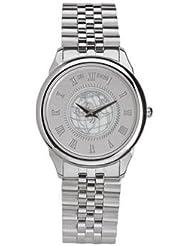 Boston University - Men's Stainless Steel 5 Micron Watch