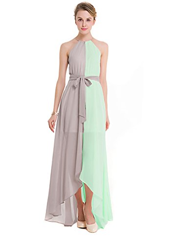 Buy maxi dress and belt - 4