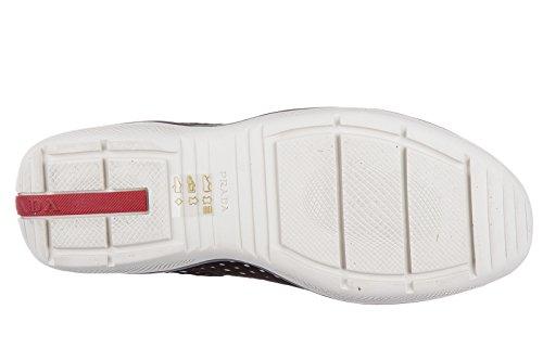 De Prada Mujer Zapatillas 37 Negro 3e6267 Zapatos Deporte Eu o3g f0967 11FE4q