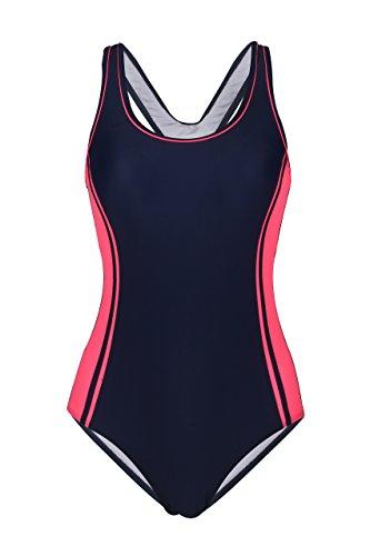 Uhnice-Womens-One-Piece-Swimsuits-Racing-Training-Sports-Athletic-Swimwear