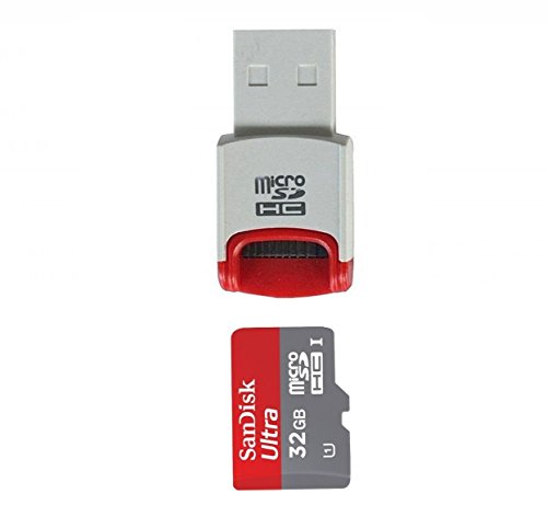 New Portable Mini USB 2.0 Adapter MicroSD SDHC Memory Card Reader Flash Drive (Skateboard Vacuum Bag compare prices)