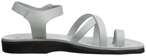 White Women's Sandal Ava Sandals Jerusalem qvwF1YP1