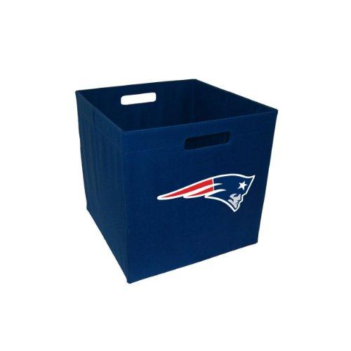 NFL New England Patriots 12-Inch Storage -