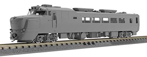 [해외] TOMIX N게이지 기하81  82 계특급 넘기고  기본 세트 4냥 98311 철도 모형 디젤 카