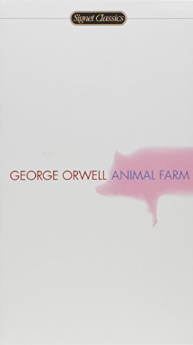 Animal farm: A Fairy Story cover