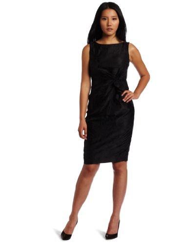 Anne Klein Women's Shadow Garden Sheath Dress
