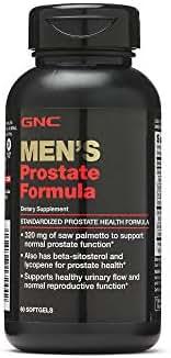 GNC Men Prostate Formula 60 softgels