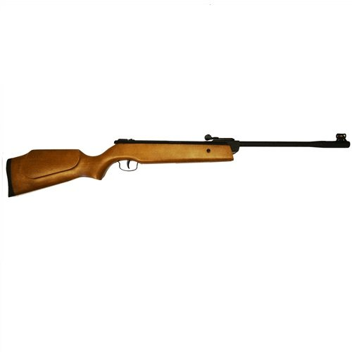 Webley Cub Wood Stock 0.177 Air Rifle, Right Hand, Wood