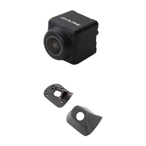 アルパイン(ALPINE) サイドビューカメラ HCE-CS1000(ノア/ヴォクシー/エスクァイア専用 取付けキット セット) B01N5DDRHB