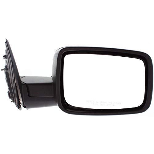 (Mirror For 2011-2012 Ram 1500 2009 Dodge Ram 1500 Passenger Side)