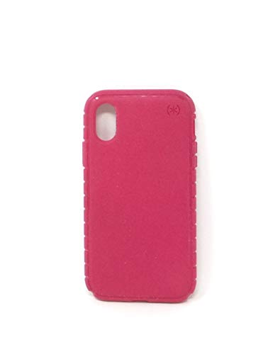 Speck ToughSkin Case for Apple iPhone X 120249-7751 Beetroot Pink