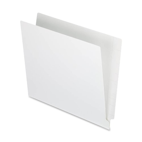 Pendaflex H110DW Reinforced 2-Ply Folders, Straight Cut, End Tab, Letter Size, WE, 100 per Box