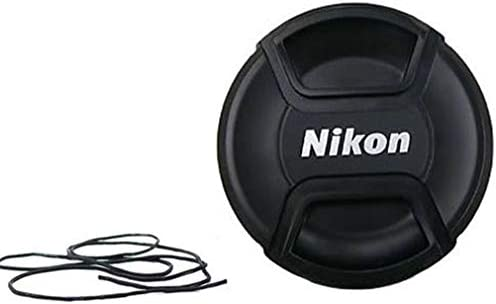 Nikon 67mm Front Centre Pinch LENS Cap Holder/Cover/for Nikon Camera LC-67