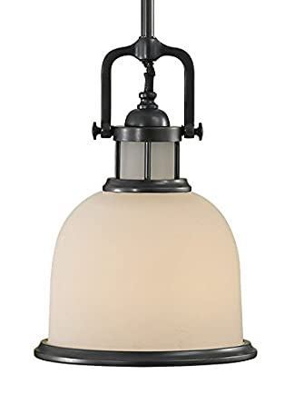 murray feiss p1144dbz parker place mini pendant light 100 watts dark bronze