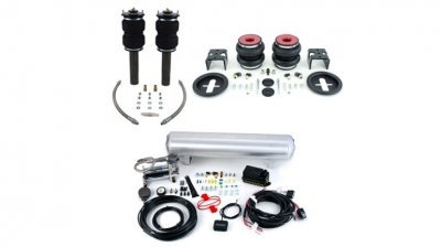 Complete Air Strut Suspension Systems - 5