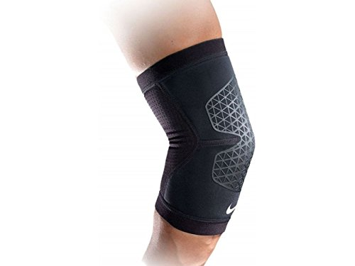 e327e7977544a2 Nike Pro Combat Hyperstrong Knee Sleeve (L, Black/Volt) - Import It All