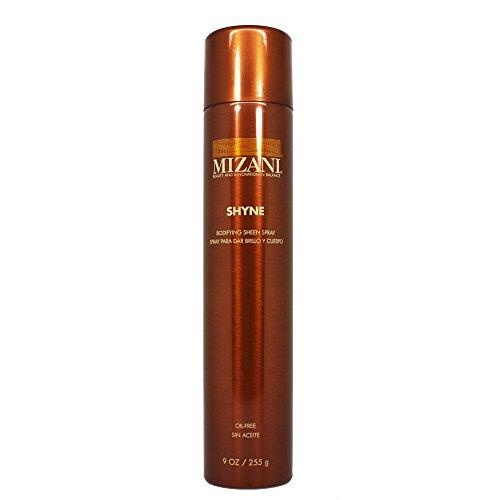 MIZANI SHYNE SHEEN SPRAY 9.5 OZ