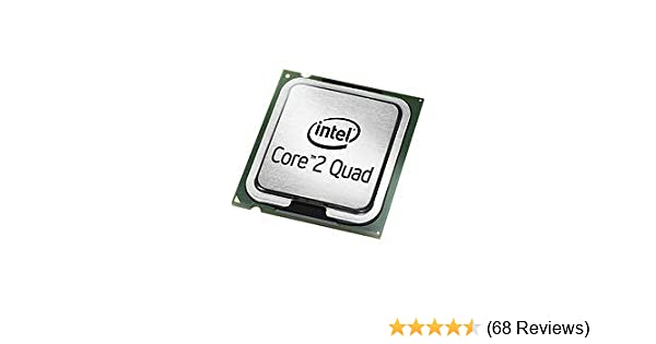 Lot of 5x Intel Core 2 Quad Q6600 SLACR 2.4GHz 8MB Cache Socket 775 CPU