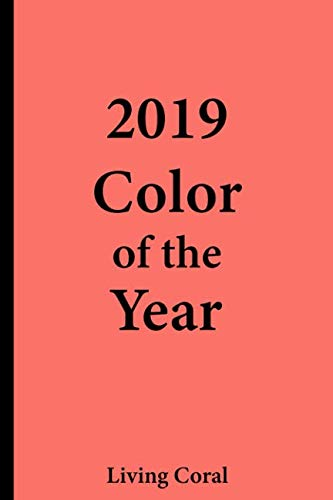 Pantone Art Markers - 2019 Color of the Year - Living Coral: College Ruled Notebook