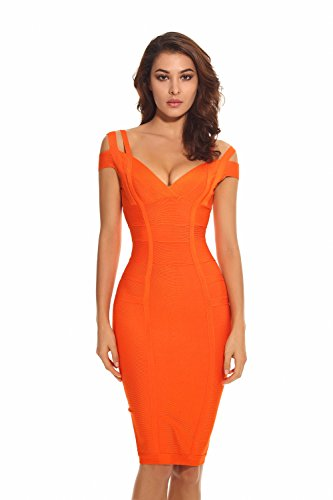 is a bandage dress flattering - 5
