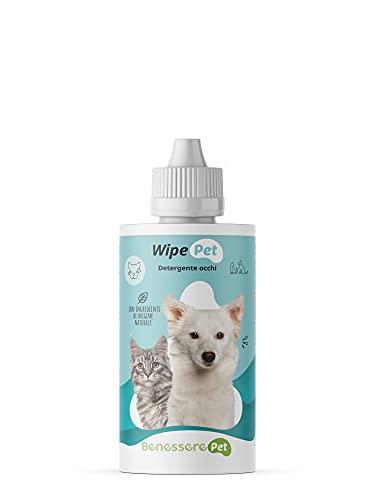 BenesserePet Wipe Pet Mizellenlösung Augenlotion für Hund und Katze 100 ml, Geeignet für die Hygiene von Hunden und…