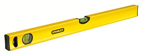 Stanley STHT1 –  43103 0.6 m Yellow Level –  Levels (0.6 m, Yellow, 0.5 mm/m) 0.5mm/m)