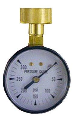Larsen Supply 13 – 1901水テストゲージ、0 to 300 psi 6 13-1901 6  B00GRU6OB6