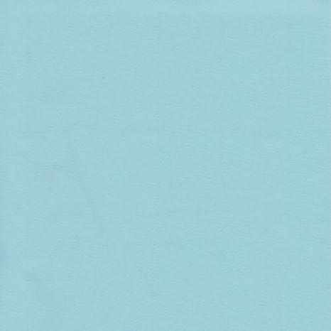 Cuna Pop Org/ánico tela para costura Higgs /& Higgs Azul Cielo azul cielo Algod/ón org/ánico popelina 5 m