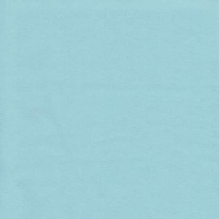 Higgs & Higgs – Algodón orgánico popelina – azul cielo – tela para costura, algodón popelina, Cuna Pop Orgánico - Azul Cielo, metre: Amazon.es: Amazon.es