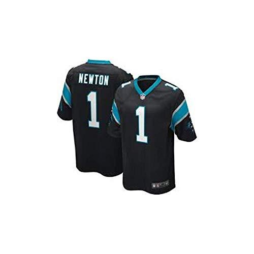 Nike Cam Newton Carolina Panthers Kids Football Jersey - Black (Large)