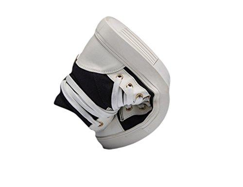 da Uomo Scarpe Sneakers Ginnastica Top Casual Scarpe Primavera Green MHSXN da Fashion High Sport Uomo da qz8qwgF