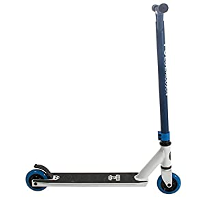 Pulse Performance Products KR2 Freestyle Scooter, Navy Blue/White