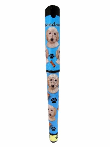 Goldendoodle Pen Easy Glide Gel Pen, Refillable With A Perfect Grip, Great For Everyday Use, Perfect Goldendoodle Gifts For Any Occasion