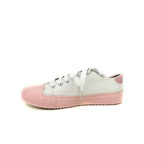 Richis Mode Femme Cendriyon Rose Baskets Chaussures YpxwFnEq4