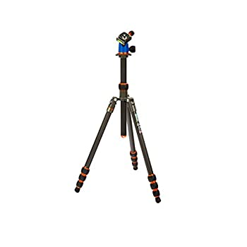 Image of 3 Legged Thing Punks Series Billy Carbon-Fibre Tripod with AirHed Neo Ball Head Designed for Everyday use Load Capacity of 18kg Complete Tripods