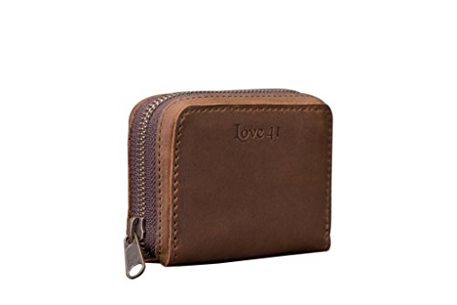 Love 41 Accordion Credit Card Wallet Includes 41 Year Warranty by love (Image #5)