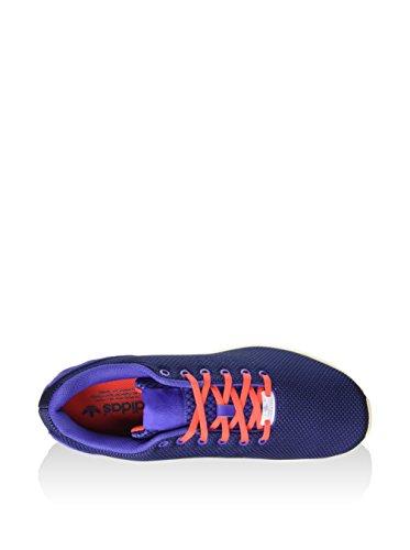 Zx De Chaussures Mixte Adidas Adulte Bleu Running Flux HqfxAPwA6