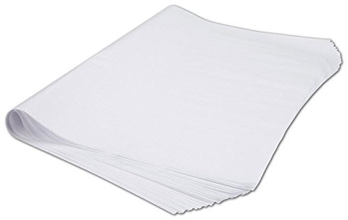 EGP White Tissue Sheets, 20 x 30 by EGPChecks
