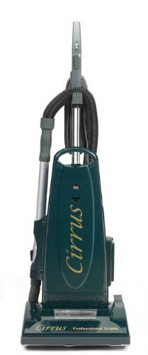 Cirrus Upright Vacuum - Cirrus Residential Upright Vacuum Cleaner Model CR79
