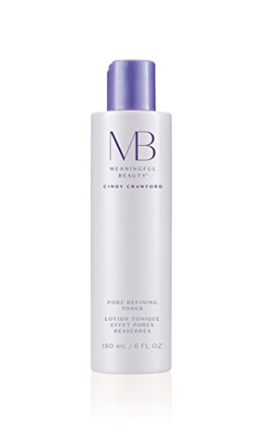 Meaningful Beauty - Pore Refining Toner - pH Balancing Pore Minimizer - 6 Fluid Ounces - MT.0387 Anti Aging Skin Care System