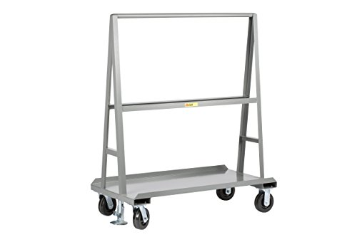 Little Giant AF-3060-2R-FL ''A'' Frame Sheet and Panel Truck, 30'' x 60'', Gray by Little Giant