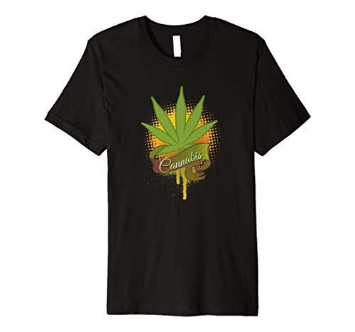 Cannabis Leaf Shirt -