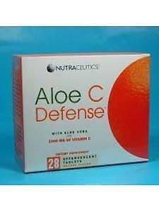 Nutraceutics - Aloe C Defense 28 tab