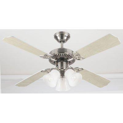 Westinghouse 7842065 Crusader 42 Inch Ceiling Fan, Brushed