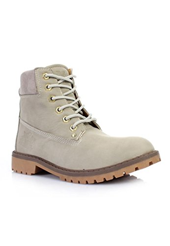 Xti Territory Boots Women - 27382 Ceiling LIGHT-C. Gris 05mJmwG0H