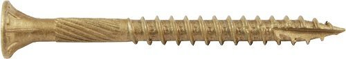 Screw Products 9 x 2 In. Bronze Star Drive Screws - 3000 Count by Screw Products