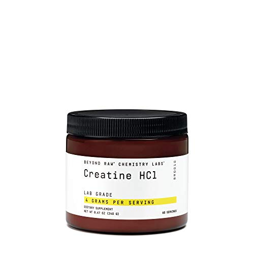 Beyond Raw Chemistry Labs Creatine HCl by BEYOND RAW (Image #1)