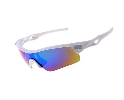 Material de de a esquí PC de Gafas Bicicleta A Sol Impermeable montaña de Prueba Ocular Sol Polvo Deportiva protección de explosiones e Prueba a avnwFq1B5
