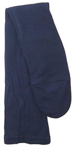 運河名門器用UV手袋 レディース ロング (無地被せ型NV(24))