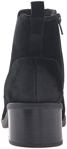 Boot Suede Women's Nevella Clarks Bell Black qWf7nqtR
